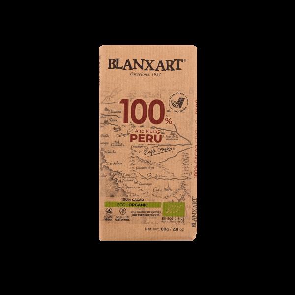 100% cacao Ecológico Perú (80g)