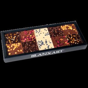 Estuche Mini Chocolate con toppings (200g)