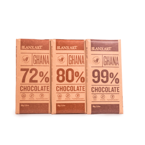 Pack Chocolates Classic Origins (3 x 80g)